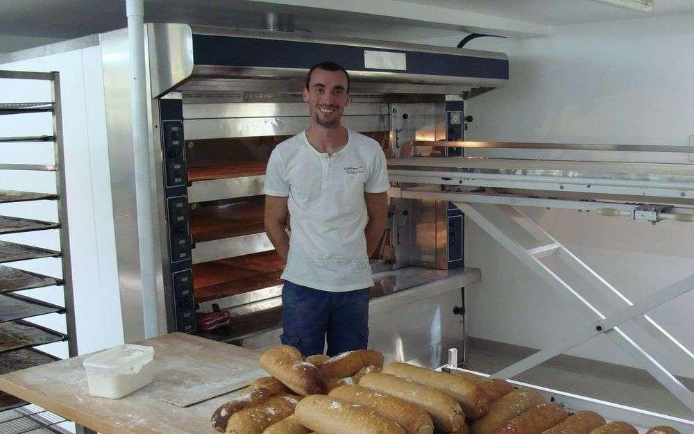 Arnaud Clouté meunier boulanger